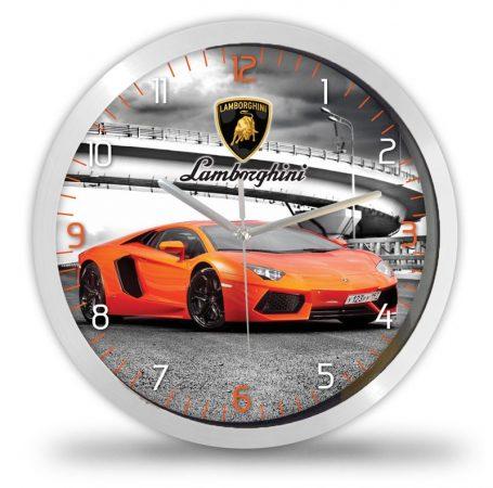 Lamborghini autós falióra