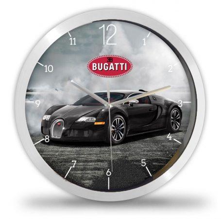 Bugatti Veyron autós falióra