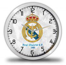Real Madrid falióra