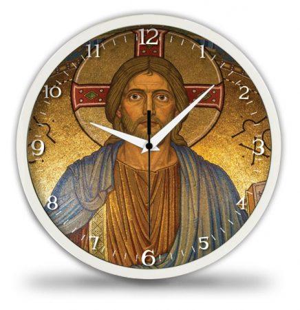 Jézus falióra