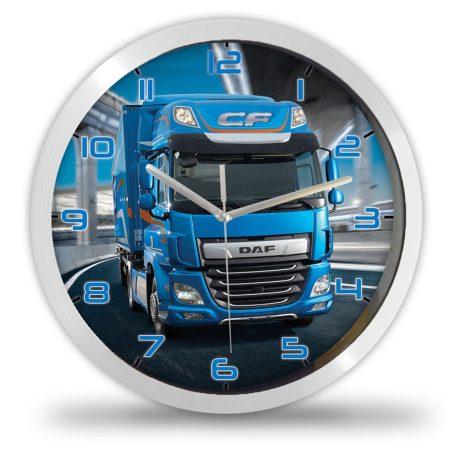 DAF kamionos falióra