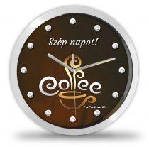 Kávé rajzos falióra