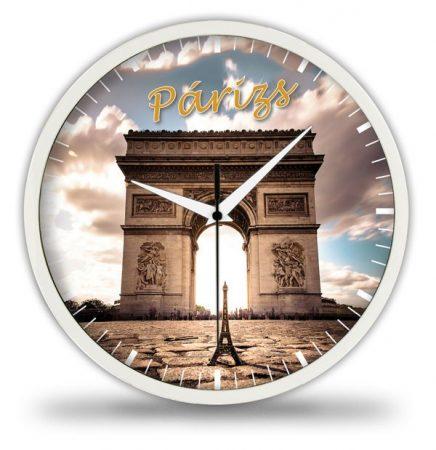 Párizsi diadalív falióra