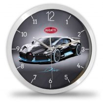 Bugatti Divo autós falióra