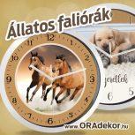 ÁLLATOS  faliórák