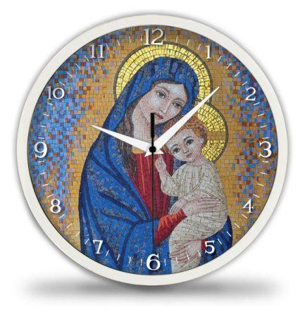 Szűz Mária falióra