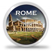 Római Colossseum falióra